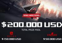 ASUS Republic of Gamers Anuncia Resultados de la Gran Final del ROG Masters