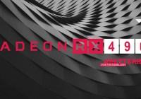 AMD Radeon RX 490 podría ser lanzada el próximo mes