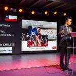 Llega a Chile TCL (The Creative Life) el Top 3 Global en Televisión