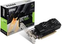 MSI anuncia su GeForce GTX 1050 Ti Low Profile
