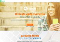 Chile: Entel y Spotify firman un acuerdo para ofrecer servicio Premium a un precio especial