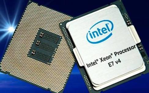 Intel supera benchmarks de rendimiento empresarial con su nuevo procesador Xeon E7-8894 v4