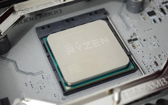 Review CPU AMD Ryzen 7 1800X