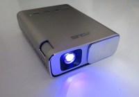 Análisis Proyector Asus ZenBeam E1