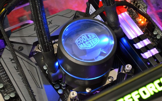 Review Cooler Master: Master Liquid Pro 140 [CPU Cooler]