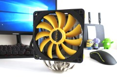Análisis CPU Cooler Reeven Justice RC-1204