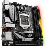 ASUS Republic of Gamers anuncia Strix H270I Gaming y B250I Gaming