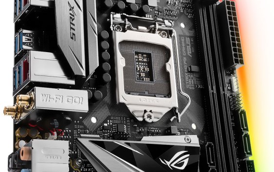 ASUS Republic of Gamers anuncia Strix H270I Gaming y B250I Gaming