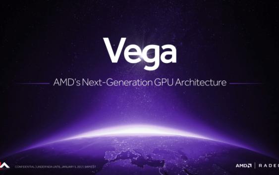 AMD Radeon RX Vega se lanzará a finales de julio.