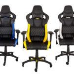 Inspirada en la F1, creada para jugar: CORSAIR presenta la silla para juegos T1 RACE