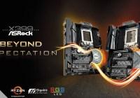 ASRock enseña sus nuevas placas madres para AMD Ryzen Threadripper X399.