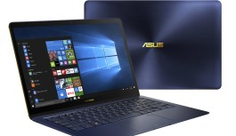El ASUS ZenBook 3 Deluxe ya está a la venta en Chile