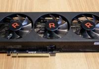 La proxima AMD Vega RX 56, un prototipo de 3 ventiladores fotografiado.