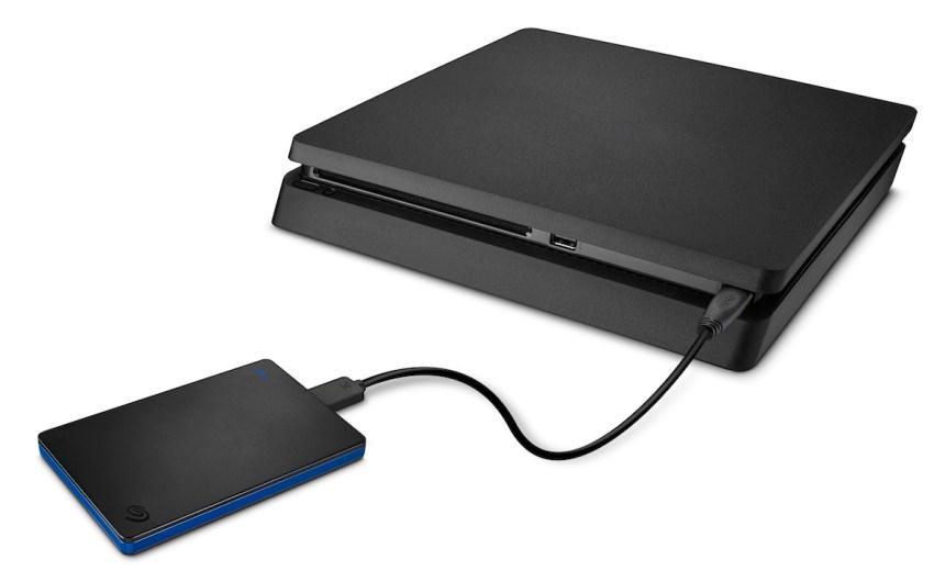 Seagate presenta su Game Drive, para que guardes los juegos de tu PS4