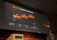 AMD cambiará de los 14nm a los 12nm el próximo año.