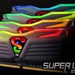 Geil anuncia sus nuevas memorias DDR4  Super Luce RGB Sync