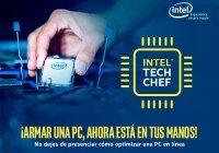Memoria Intel® Optane™ presenta la primera edición de Tech Chef junto a ASUS