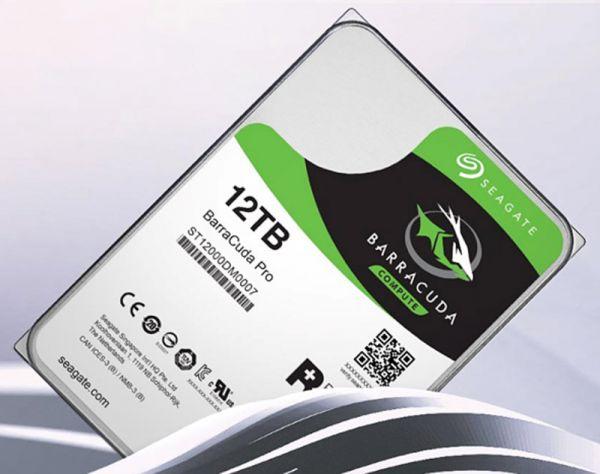 Seagete Barracuda Pro, el nuevo disco duro de 12 TB que promete revolucionar el mercado