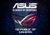 Asus Republic of Gamers estará presente en Expogame 2017