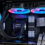 CORSAIR lanza la increíble serie LL de ventiladores RGB