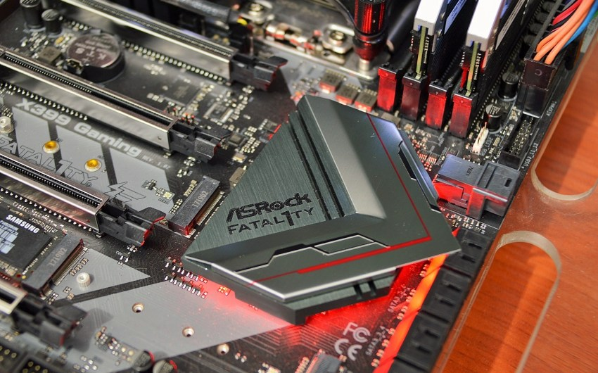 Review ASRock Fatal1ty X399 Professional Gaming [TR4]