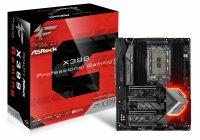 ASRock anuncia la disponibilidad de su motherboard Fatal1ty X399 Professional Gaming.