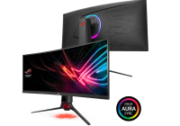 ASUS Republic of Gamers Anuncia sus Monitores Gamers ROG Strix XG32VQ y XG35VQ