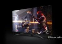 CES2018: Asus ROG Anuncia Su monitor Gamer de gran formato ROG Swift PG65 con NVIDIA G-SYNC