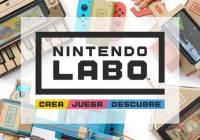 Nintendo Labo: La nueva apuesta de NINTENDO para la Switch