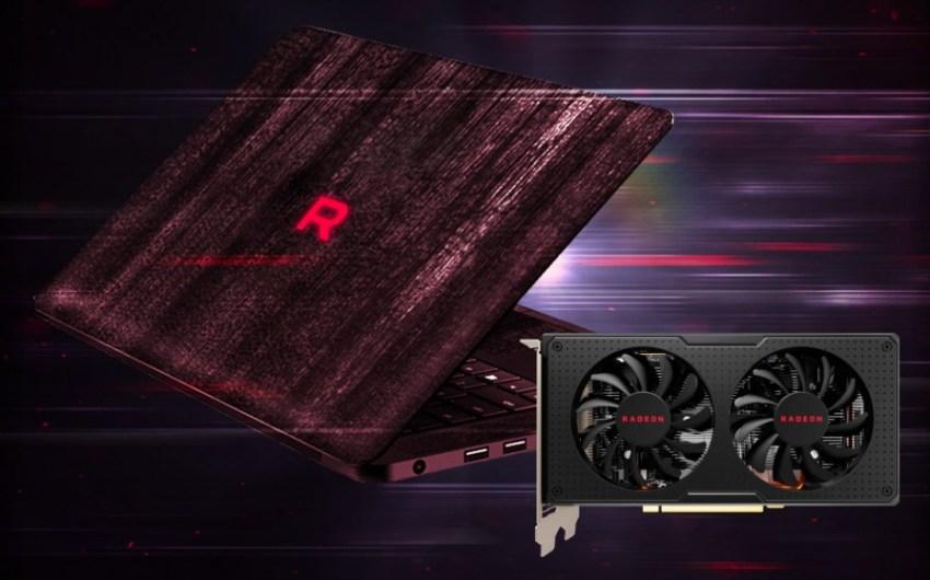 AMD Radeon Lanza Serie RX500X para sistemas OEM.