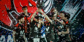 Kaos Latin Gamers se consagra como el flamante campeón de la Copa Latinoamérica Sur de League of legends
