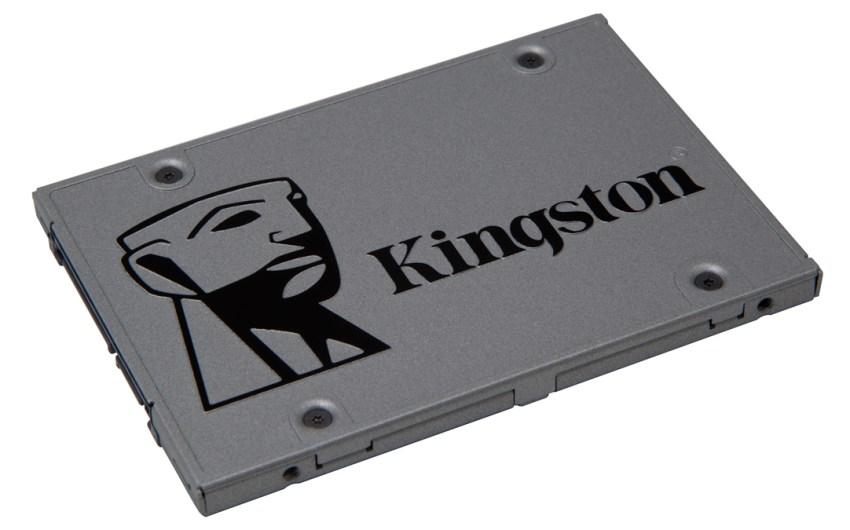Kingston lanza nueva familia de unidades SSD UV500