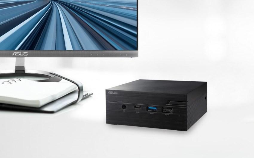 ASUS Anuncia Mini PC Serie PN y PB