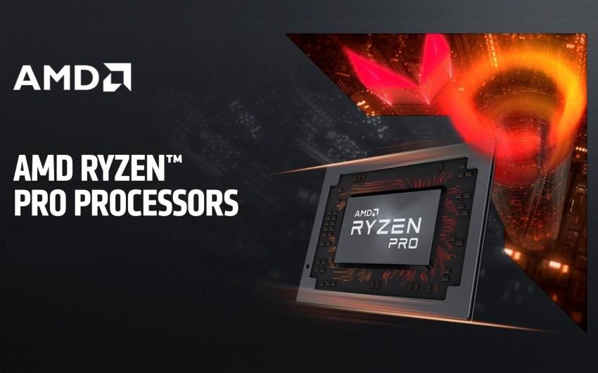 AMD lanza AMD Ryzen™ PRO Mobile y Desktop, nuevos APUs para los fabricantes de PCs empresariales más importantes del mundo.