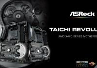 ASRock presenta sus nuevas Motherboards para el chipset AMD X470