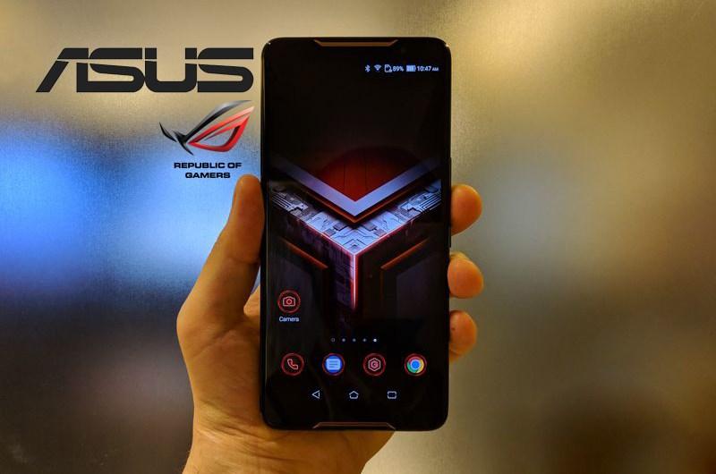 COMPUTEX2018: Asus ROG presenta una nueva línea de productos