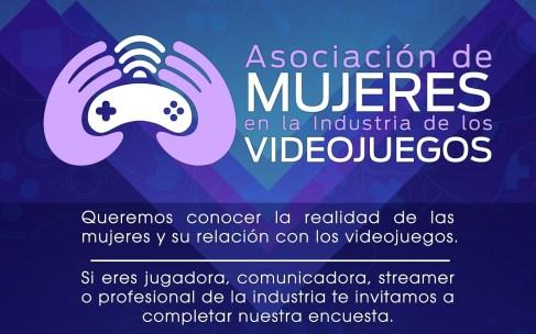 Realizan primer estudio femenino en la industria gamer chilena #MujeresVG