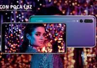 Llegó el Huawei P20 Pro Twilight a Chile