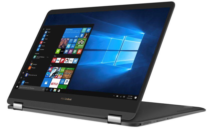 ASUS ZenBook Flip S ya está disponible en Chile