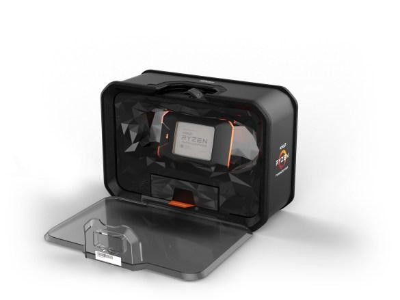 Processor In Box (PIB) for 2nd Gen Ryzen Threadripper