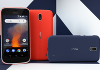 El Nokia 3.1 llega a Chile