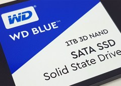 Review SSD WD Blue 1TB 3D NAND