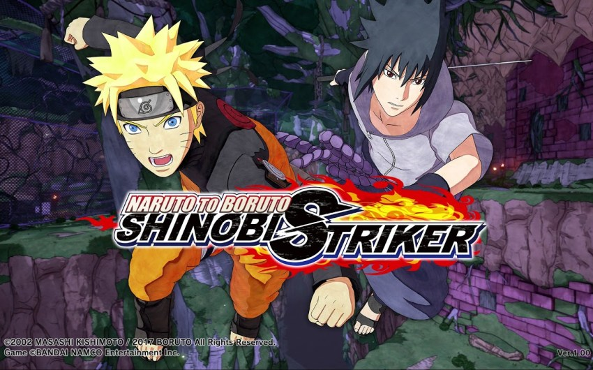 NARUTO TO BORUTO: SHINOBI STRIKER ya disponible para PlayStation 4, Xbox One y STEAM