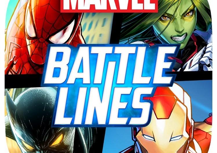 MARVEL Battle Lines golpeará a los dispositivos móviles el 24 de octubre