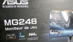 Review monitor Gamer Asus MG248QR