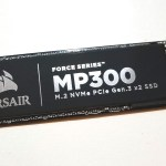 Review SSD Corsair Force MP300 480GB (M.2 NVMe PCIe Gen3 x2)