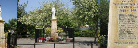 Moulton War Memorial
