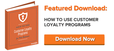 learn how to use customer loyalty programs