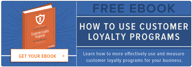 how to use customer loyalty programs