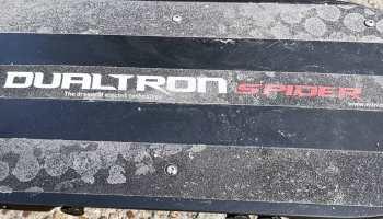 Dualtron Spider Deck Size